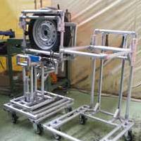 устройство для перемещения колес