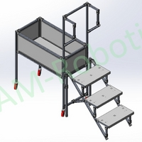 Stepladder Trolley